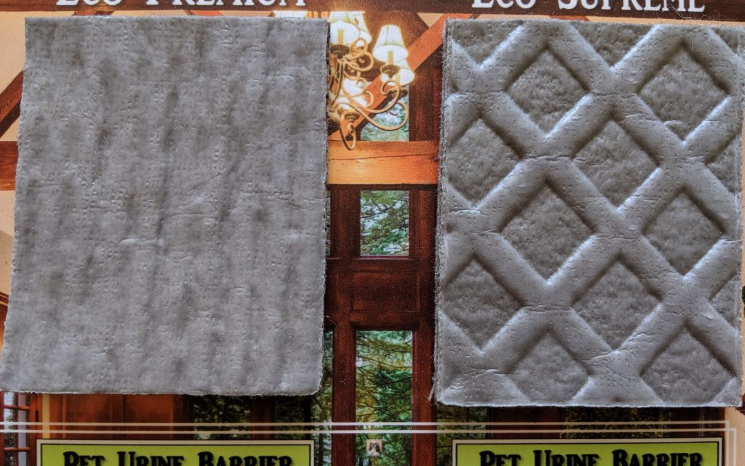 Five Things You Need To Know About Rug Padding